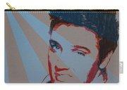 Elvis Pop Art Poster Carry-all Pouch