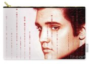 Elvis Preslely Carry-all Pouch