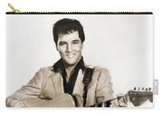 Elvis Presley By Mb Carry-all Pouch