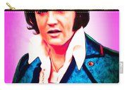 Elvis Presley The King 20160117 Carry-all Pouch