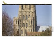 Ely Cathedral West Tower Carry-all Pouch
