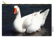 Embden Goose 2 Carry-all Pouch