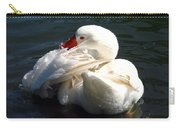 Embden Goose 4 Carry-all Pouch