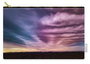 Embers Of A Fading Sunset Carry-all Pouch