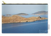 Emborio Harbour On Halki Island Carry-all Pouch