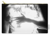 Embracing Light - Self Portrait Carry-all Pouch