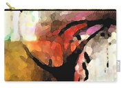 Embracing Secrets Panel One Of Two Carry-all Pouch