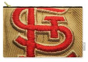 Embroidered Stl Carry-all Pouch