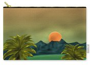 Emerald Bay Carry-all Pouch
