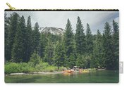 Emerald Bay Carry-all Pouch by Margaret Pitcher