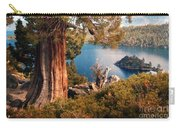 Emerald Bay Overlook Carry-all Pouch