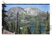 Emerald Bay With Mountain Carry-all Pouch