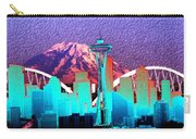 Emerald City Diamonds Carry-all Pouch
