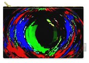 Emerald Eye Carry-all Pouch
