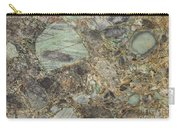 Emerald Green Granite Carry-all Pouch