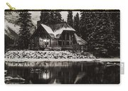 Emerald Lake, Canada Carry-all Pouch