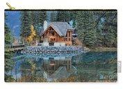 Emerald Lake Cilantro Carry-all Pouch