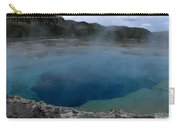 Emerald Pool - Yellowstone Np Carry-all Pouch