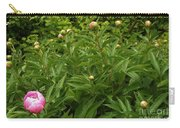 Emergence        Peony         May            Indiana Carry-all Pouch