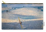 Emerging From The Valley Of Speed 16 X 9 Aspect Signature Edition Carry-all Pouch