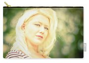 Emily #1 Royal Holden Carry-all Pouch