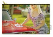 Emily #2 Royal Holden Carry-all Pouch