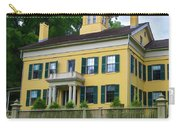 Emily Dickinson House Carry-all Pouch