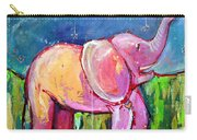 Emily's Elephant 2 Carry-all Pouch
