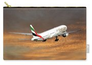 Emirates Boeing 777-36n 3 Carry-all Pouch