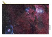 Emission Nebula Ngc 6188 Star Formation Carry-all Pouch