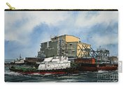 Emma Foss Barge Assist Carry-all Pouch