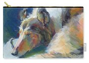 Emmies Beauty Sleep Carry-all Pouch by Kimberly Santini