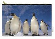 Emperor Penguins Antarctica Carry-all Pouch