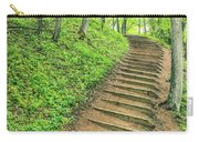 Empire Bluffs Trail Steps In Michigan Carry-all Pouch