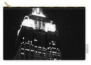 Empire State B W  Carry-all Pouch