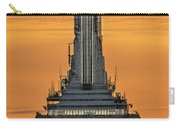 Empire State Building Esb Broadcasting Nyc Carry-all Pouch