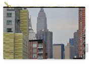 Empire State Empty Street Carry-all Pouch