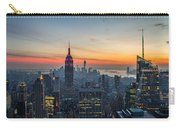 Empire State Sunset Carry-all Pouch