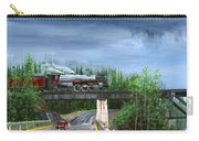 Empress In Southern Bc Carry-all Pouch