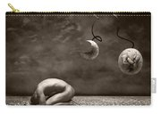 Emptiness Carry-all Pouch by Jacky Gerritsen