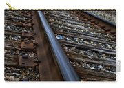Empty Railroad Tracks II Carry-all Pouch