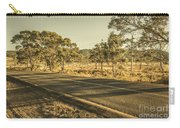 Empty Regional Australia Road Carry-all Pouch