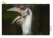 Emu Carry-all Pouch
