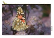 En Garde - Painted Lady - Butterfly Carry-all Pouch