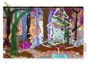 Enchanted Christmas Forest Carry-all Pouch