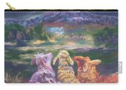 Enchanted Lights Carry-all Pouch