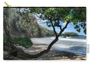 Enchanted Rocks Koki Beach Haneoo Hana Maui Hawaii Carry-all Pouch
