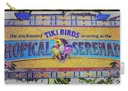Enchanted Tiki Birds Carry-all Pouch
