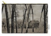 Home In The Wood Carry-all Pouch