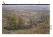 Enchantment Of The September Grasslands Carry-all Pouch